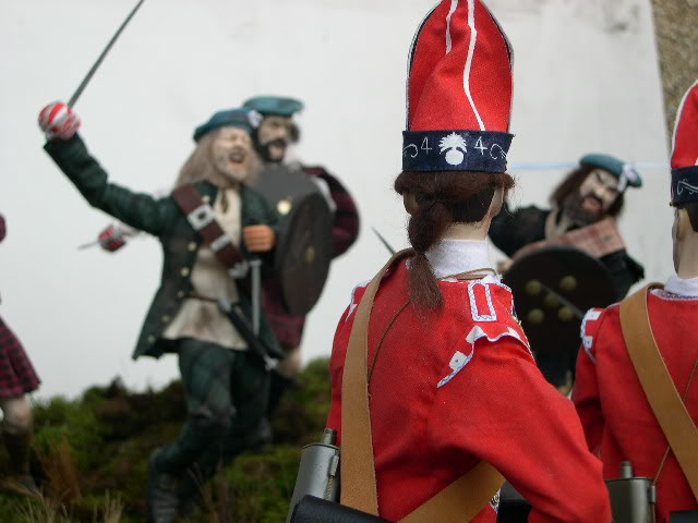 Highland charge at Culloden! 1746 (pic heavy) Culloden037