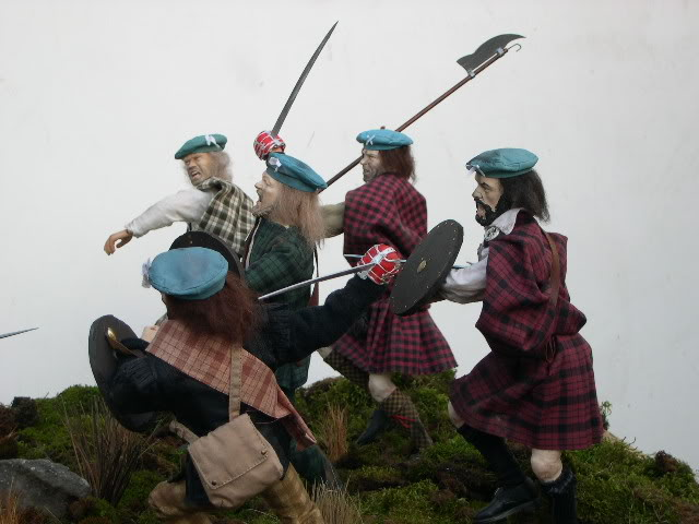Highland charge at Culloden! 1746 (pic heavy) Culloden042