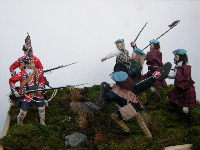 Highland charge at Culloden! 1746 (pic heavy) Culloden045