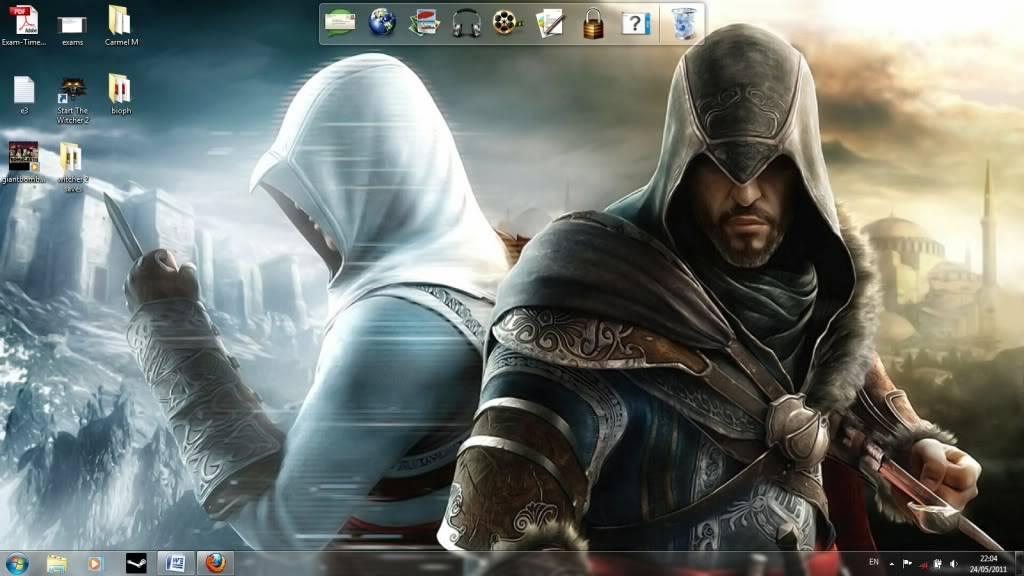 Desktop Screenshot Thread *Image Heavy BEWARE* Desk