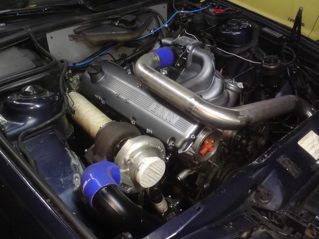 Henkan - Bmw 535 Turbo (provkörd ) - Sida 6 DSC01876