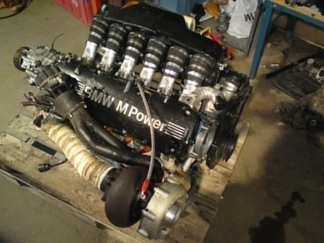 Henkan - Bmw 535 Turbo (provkörd ) M30