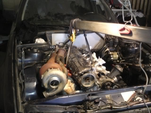 Henkan - Bmw 535 Turbo (provkörd ) Motor4