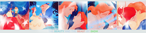 Disney Screencaps [icons] Beautybeast