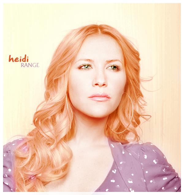 Colorización - Heidi Rage Heyl