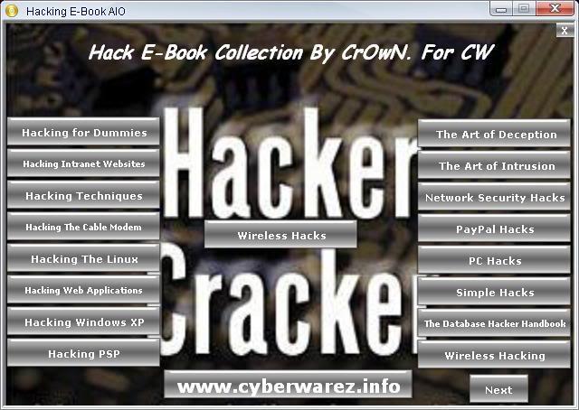 Hacking e-Book -34in1- (AIO) Screen01