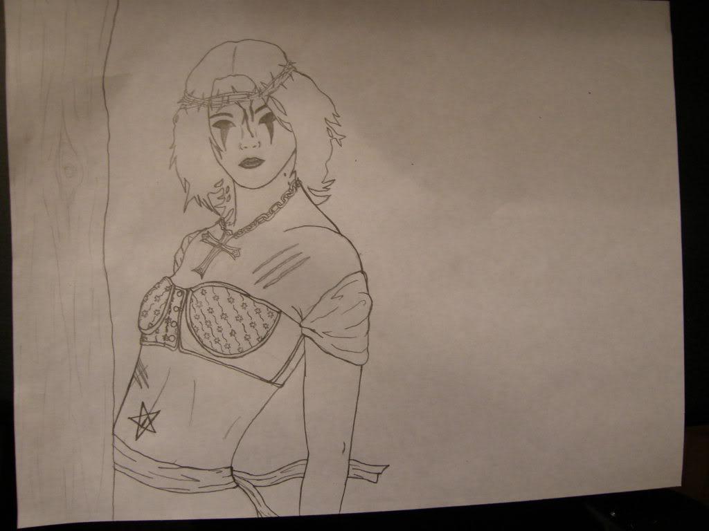 Mes dessins ^^ - Page 9 P4070035