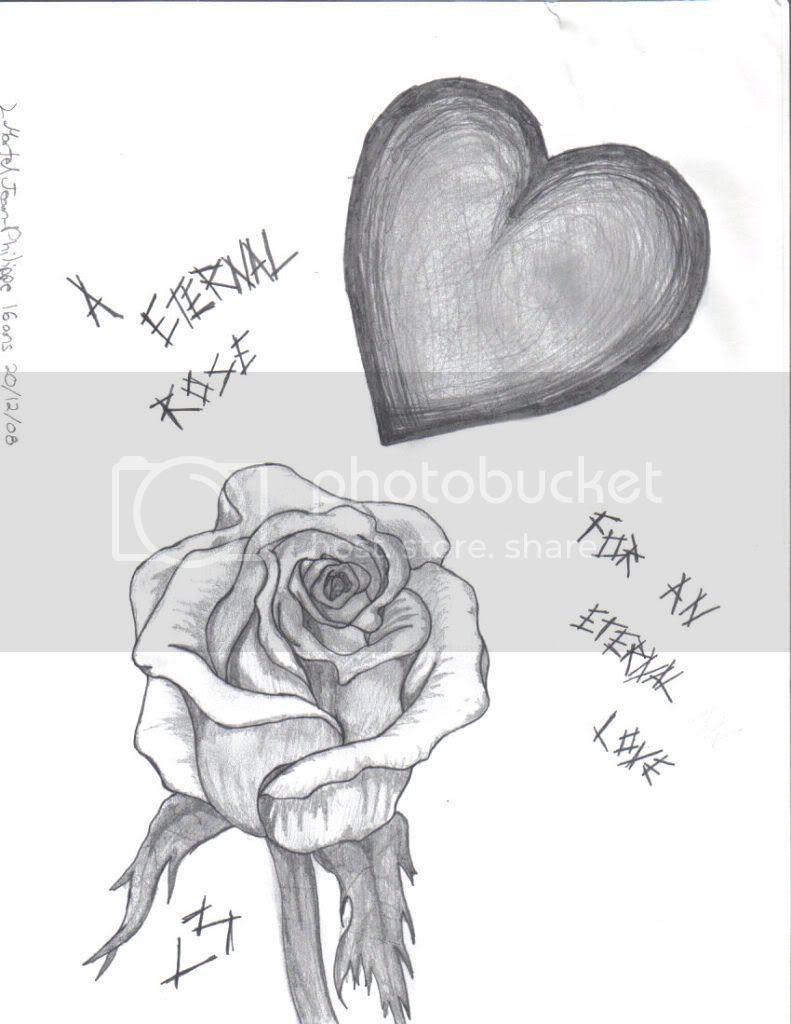 Mes dessins ^^ - Page 9 Eternallove