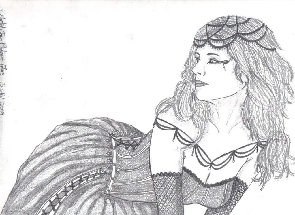 Mes dessins ^^ - Page 9 Gwehy