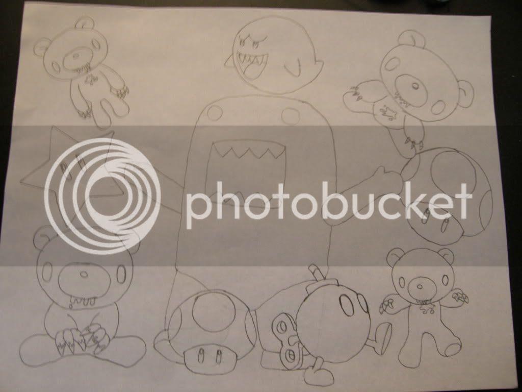 Mes dessins ^^ - Page 9 H41