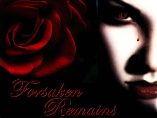 i would like something pretty yet gruesome Forsakenremains
