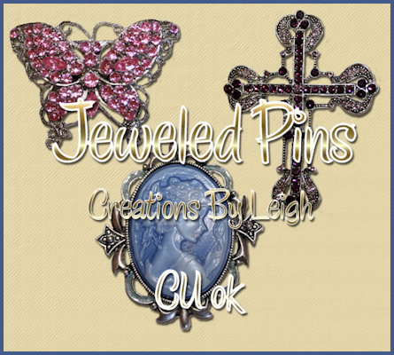 Jeweled Pins Pinpreview