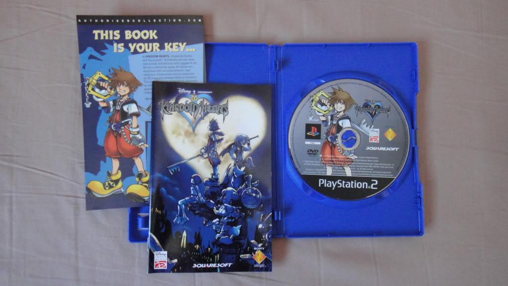 [Seller] Original Kingdom Hearts and other nonsense~ DSC00136