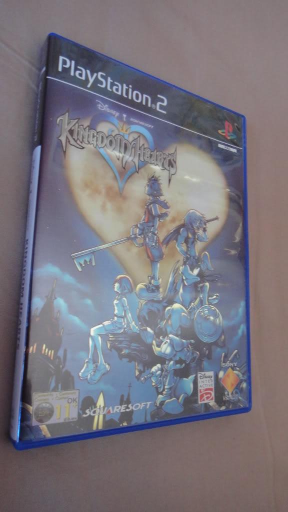 [Seller] Original Kingdom Hearts and other nonsense~ DSC00138