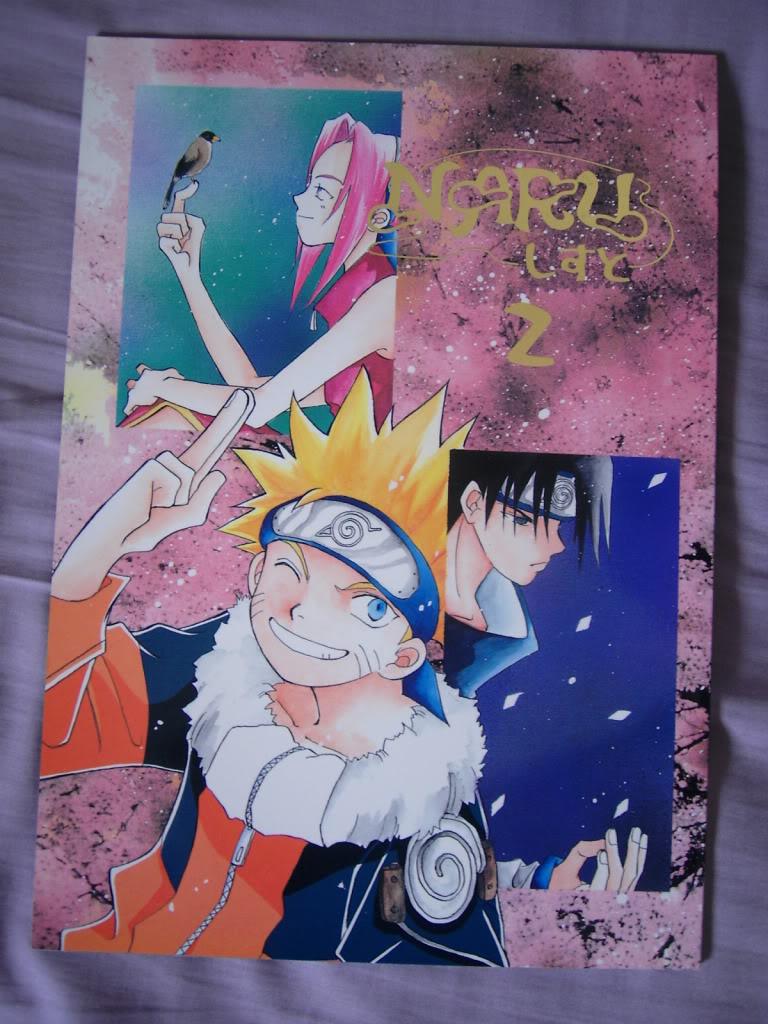 [Seller] Manga, Posters, Misc anime merchandise <3 DSCI0018