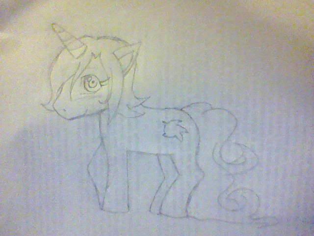Draw yourself as a pony Image294