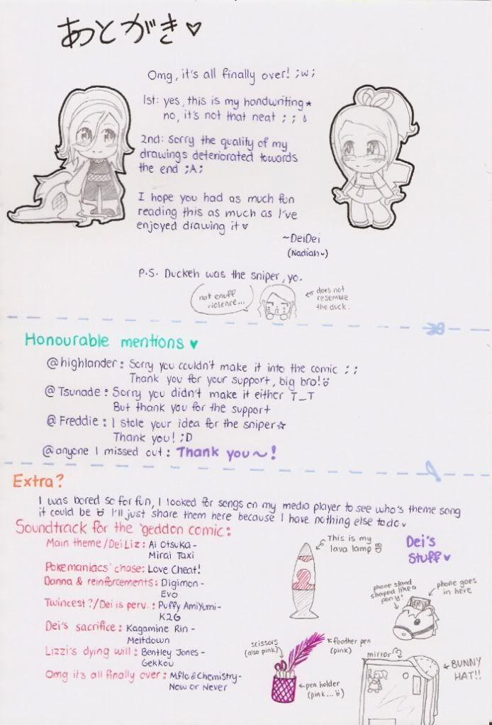 Lizzi's request : GEDDON COMIC [OMG IT'S FINALLY OVER.] - Page 11 Geddonatogaki