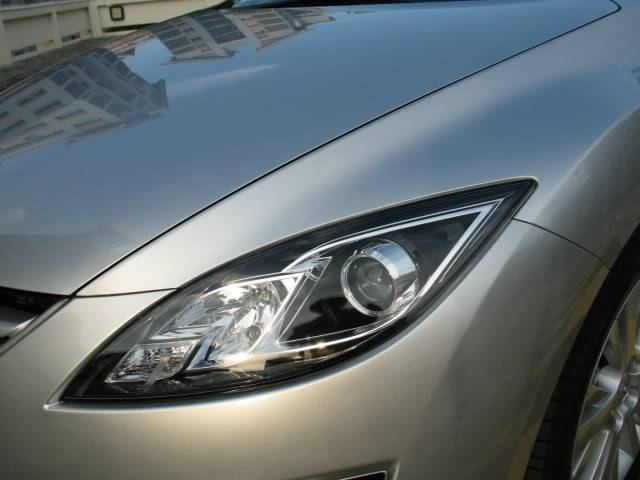 LUCENZ.COM Car Grooming, Products, Privileges Mazda6Raymond080503017