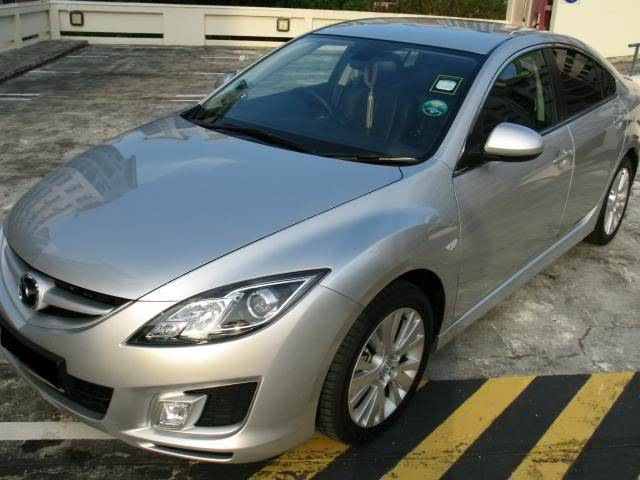 LUCENZ.COM Car Grooming, Products, Privileges Mazda6Raymond080503024a