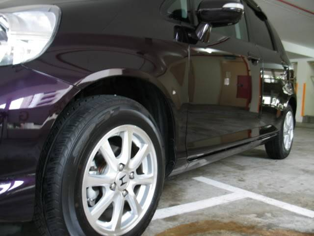 LUCENZ.COM Car Grooming, Products, Privileges HondaFitArif071207006