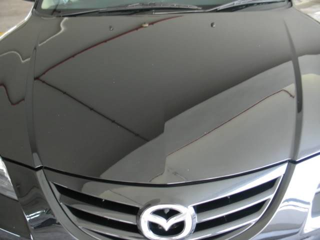 LUCENZ.COM Car Grooming, Products, Privileges Mazda3Jason080406003
