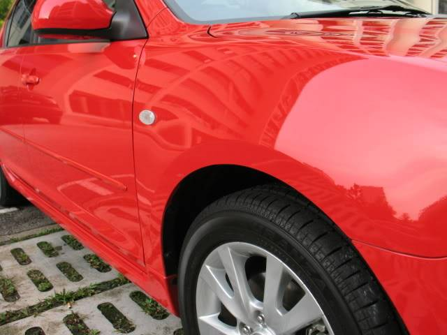 LUCENZ.COM Car Grooming, Products, Privileges Mazda3Salim071127007