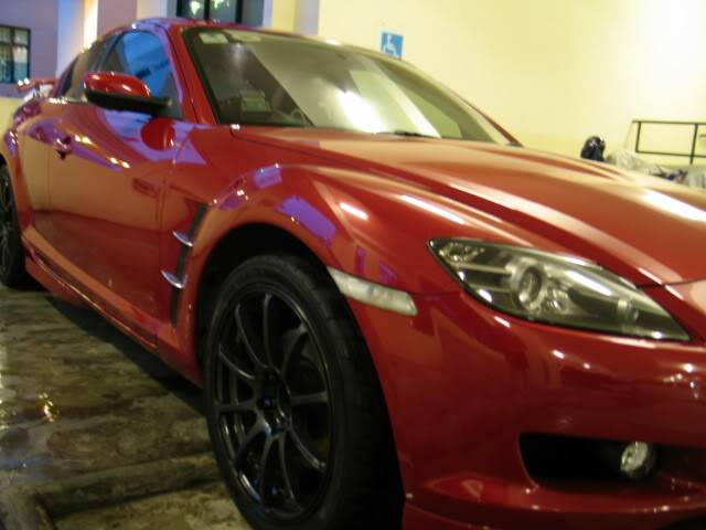 LUCENZ.COM Car Grooming, Products, Privileges MazdaRX8Meida071210012