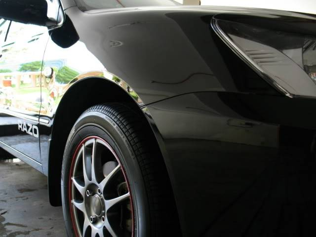 LUCENZ.COM Car Grooming, Products, Privileges MitsubishiLancerNick080113007