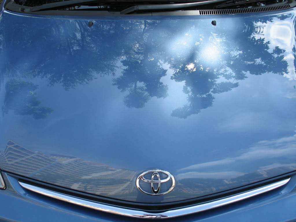 LUCENZ.COM Car Grooming, Products, Privileges ToyotaPriusJimmy071213002