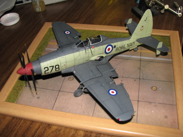 Westland Wyvern - dragon from the fifties finished IMG_1330
