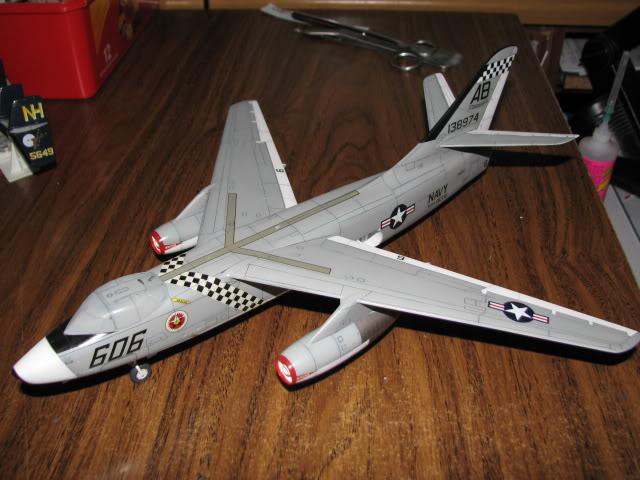 A-3B Skywarrior - WIP, advanced IMG_1381