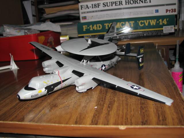 E-2C hawkeye - WIP IMG_1384