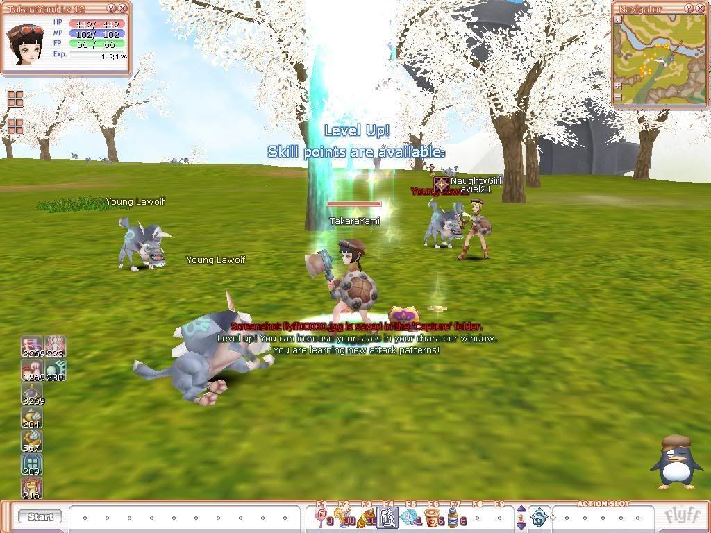 Galeria de Flyff [mis capturas en el juego x3!] Flyff00031