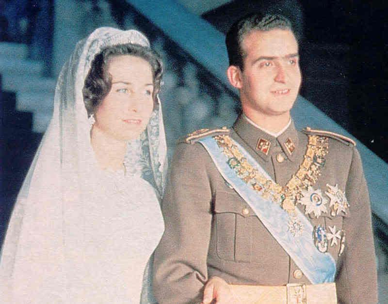 Juan Carlos y Sofía SofiaJCP