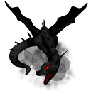 Obsidian Dragon Darkdragon