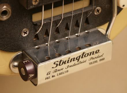String Tone Changer StringtonebyRowe