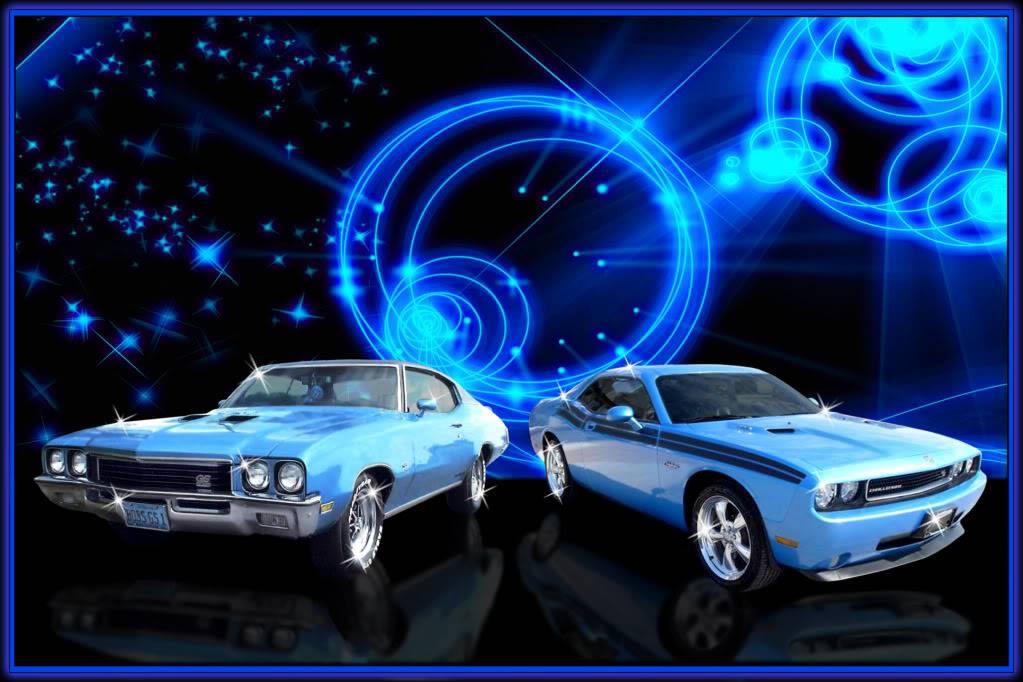 Car show posters - DartArt - Page 3 BuickChallengerposterDONE