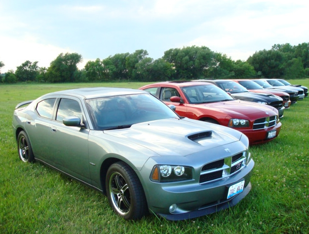 PICTURES: Mopar AMC Event - Great Lakes Dragway Allcarscammdragday