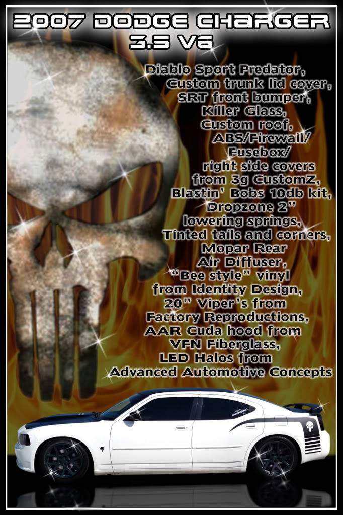 Car show posters - DartArt Bigjuice55SHOWposterDONE