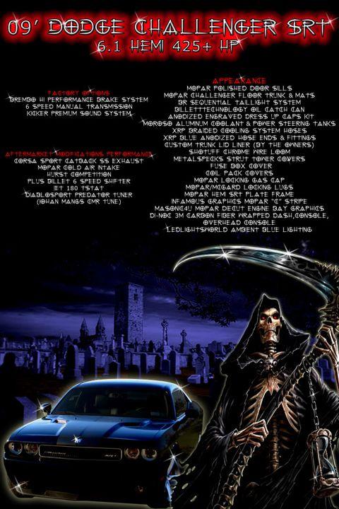 Car show posters - DartArt - Page 2 ChallengerDadPOSTERDONE
