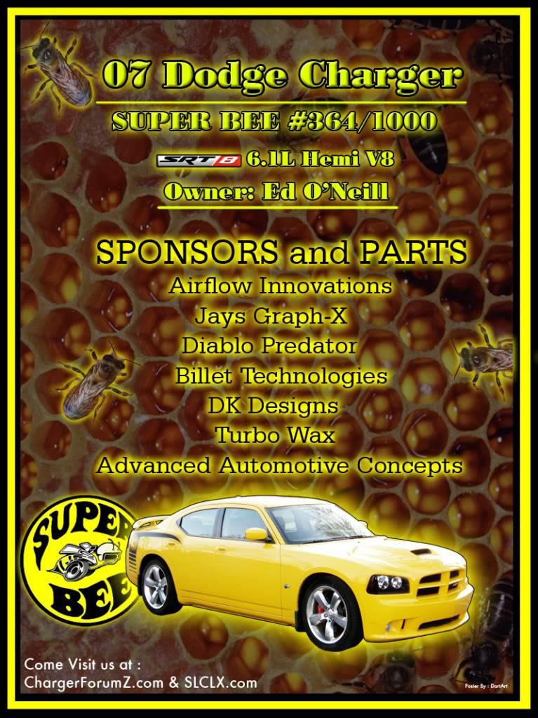 Car show posters - DartArt PostertoshowEDsuperbeefinalone