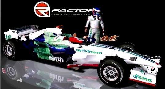 Carros e Equipes. (F1) Honda-1