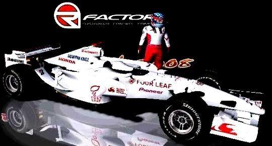 Carros e Equipes. (F1) Superaguri