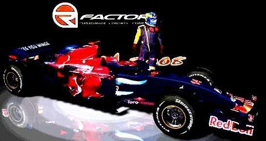 Carros e Equipes. (F1) Tororosso-1