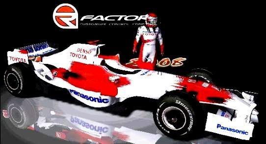 Carros e Equipes. (F1) Toyota-1
