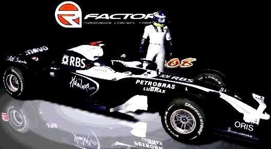 Carros e Equipes. (F1) Williams-2