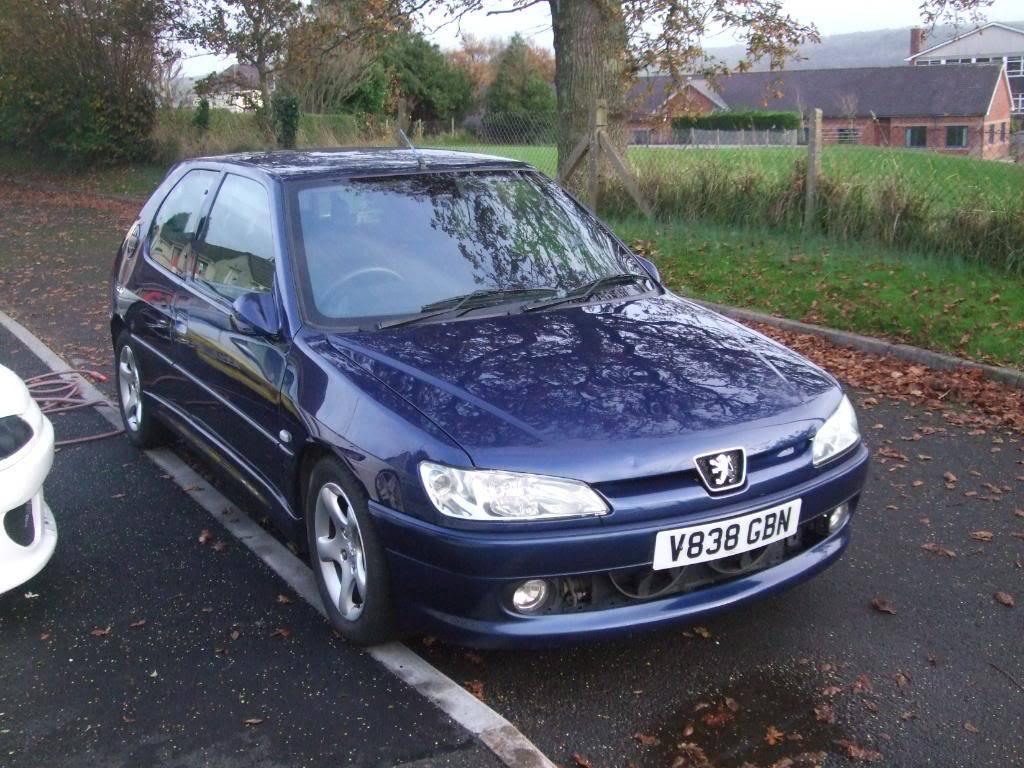 306 xs 1999 'V' plate £800 12 months MOT 2 MonthsTAX DSCF8920