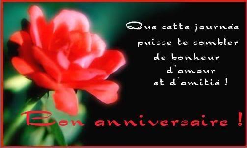 joyeux anniversaire arsenik JoyeuxAnniversaire