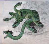 Demonio de ocho colas Hachibi 8tails