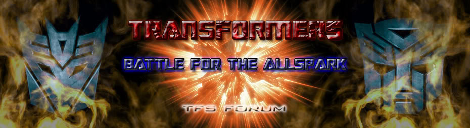 Battle For The Allspark Community Forums Index
